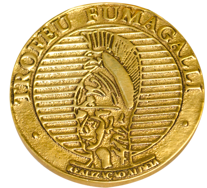 Medalha Troféu Fumagalli